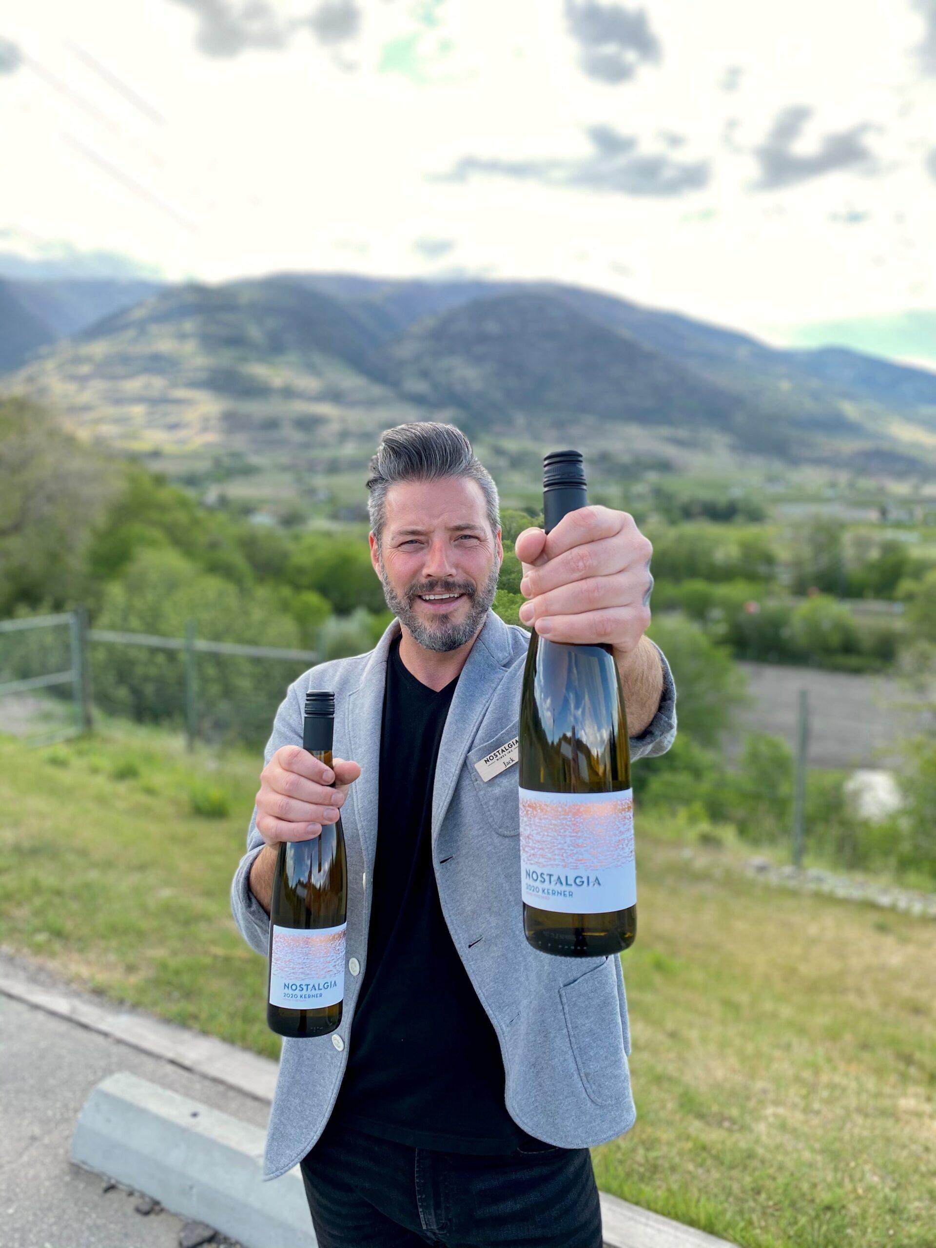 Nostalgia Wines | Jack Babcock